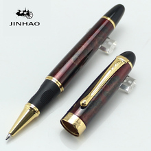 JINHAO X450 Metal Roller Ball Pen Without Pencil Box luxury school Office Stationery luxury Writing Cute pens gift