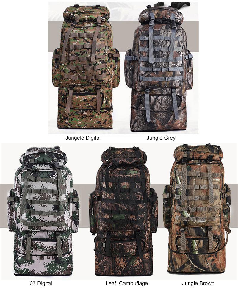 Bag Scione Army Hiking 6