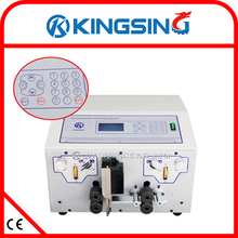 Fully Automatic Flat Cable Stripping and Cutting Machine KS-09E +  Free Shipping by DHL air express (door to door service)
