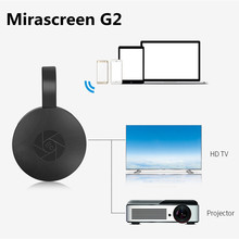 MiraScreen G2 Wireless HDMI Dongle TV Stick 2.4G 1080P HD TV Dongle Plug And Play Chromecast Google Chromecast for pc ios tablet