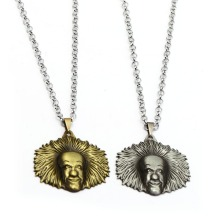 Movie Stephen King's It Necklace Cool Clown Pendant Fashion Link Chain Necklaces Women Men Charm Gifts Jewelry(China)
