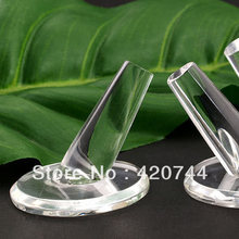 10PCS Finger Ring Display Holder Stand Showcase 17-19mm FASHION(China)