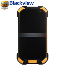 Original Factory 3 in 1 BV6000 LCD Display + Touch Screen+ Reciever Digitizer For Blackview BV6000 BV6000S Mobile Phone(China)
