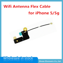 10pcs/lot High Quality NEW Wifi Antenna Flex Cable for iPhone 5 5g Net Work Connector Antenna Wifi Flex Cable Free Shipping