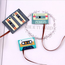 2pcs/lot Vintage Magnetic tape Magnetic force bookmark material escolar magnetic bookmarks for book stationery school supplies