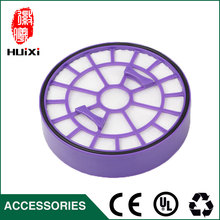 Purple ZW1401B HEPA Filter Round Vacuum Cleaner Filter for ZW1401B ZW1401A  ZW1401C  HC-X3C  HC-X3Z ZWBJ1400-3401A Cleaner Parts