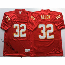 Mens Retro 1994 Marcus Allen Stitched Name&Number Throwback Football Jersey Size M-3XL(China)