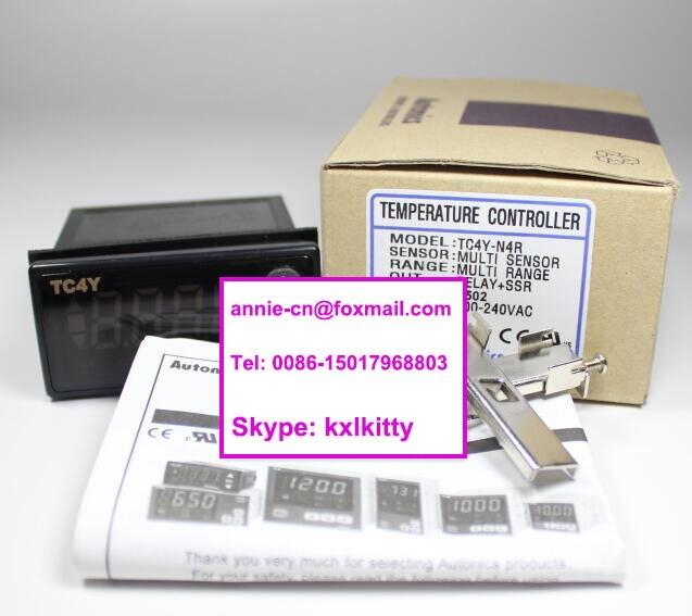 TC4Y-N4R   New and original  AUTONICS  AC100-240V Temperature controller<br>