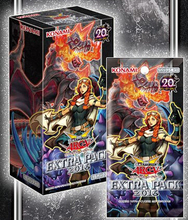 Original KONAMI Yugioh Game Card Group Japanese EXTRA PACK 2016 EP16 Collection Cards Deck for Fans Holiday Gift
