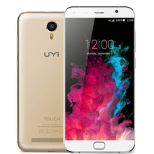 "Original UMI TOUCH Fingerprint ID Metal Body 4G LTE 5.5"" inch FHD MT6753 Octa Core 3G RAM 13.0M Android 6.0 Unlocked Smart phone"