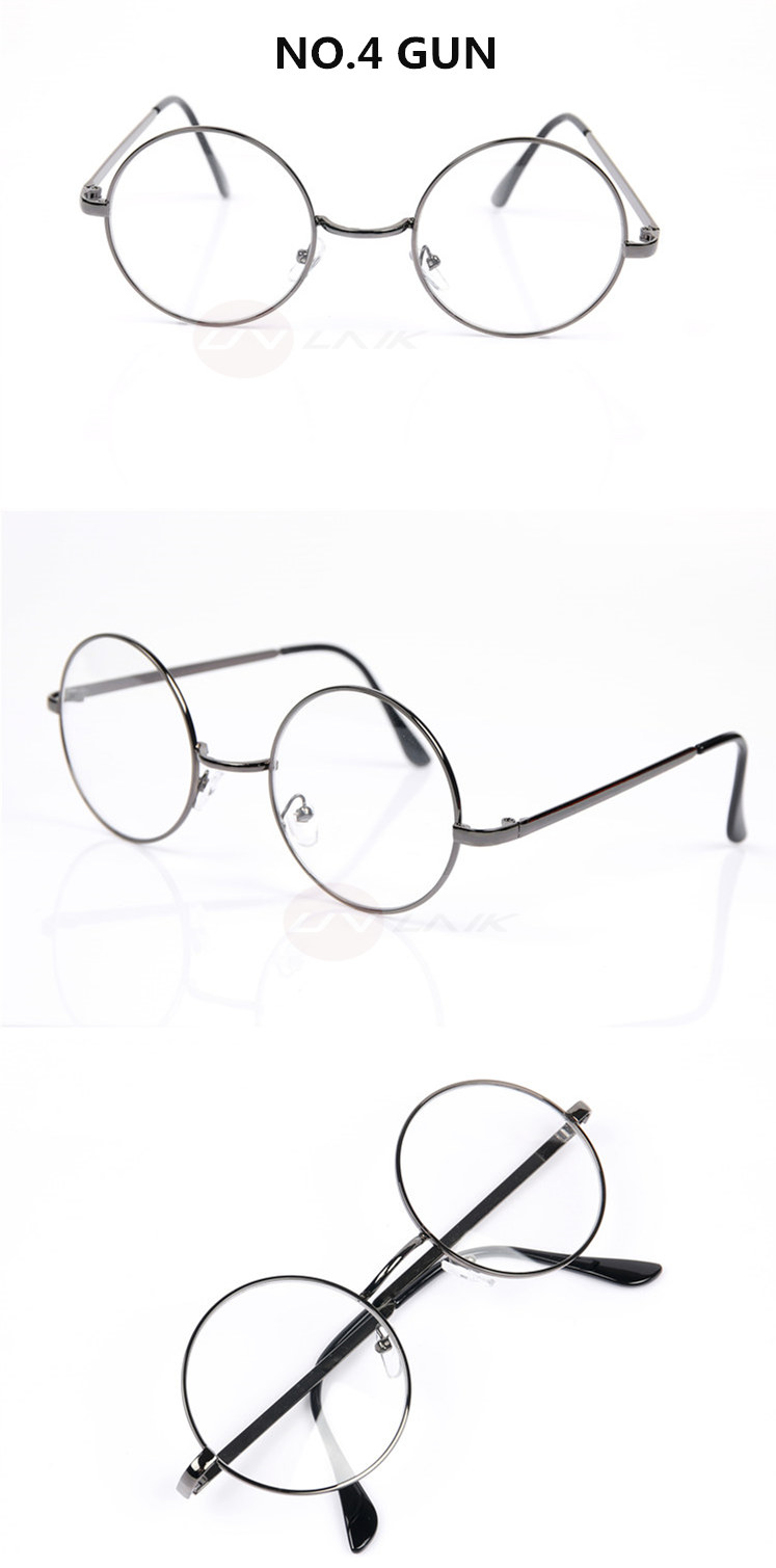 UVLAIK Round Spectacle Harry Potter Glasses