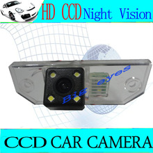 "Free shipping CCD 1/3"" Car Rear view Parking Back Up Reversing Camera ForFordFocus Sedan (2) (3)/08/10 Focus Night vision"