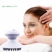 Massage &Relaxation electric head scalp pressure points Mini Massager Electric scalp massage(China)