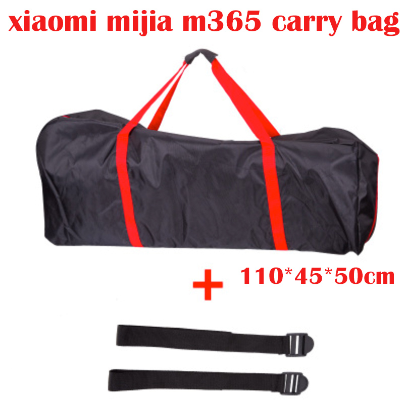 Durable 110*45*50cm Scooter Carry Bags for Xiaomi Scooter Mijia M365 Scooter Parts Electric Skateboard Bike Carrying Bag Handbag