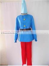 Snow White And The Seven Dwarfs Cosplay Costume(China)
