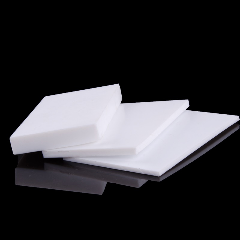 2MM THICK PTFE SHEET 150MM X 100MM WHITE TEFLON PLATE ENGINEERING PLASTIC