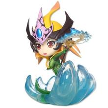 Anime Games LOL Nami Car Decoration PVC Action Figure Model Toy 15cm New in box L04