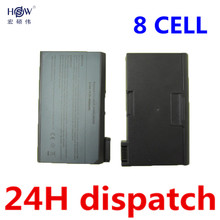 HSW 8CELLS Laptop Battery for Dell Inspiron 8100 8200 Latitude C500 C510 C540 C600 C610 C640 C800 C810 C840 CP CPi 366 CPi A C D