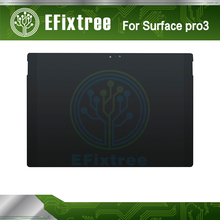 Full NEW Original Surface Pro 3 LCD +Touch Screen Digitizer Panel TOM12H20 V1.1 LTL120QL01 003 With For Microsoft (1631)