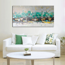 Personalized Handpainted Pop Art Oil Paintings on Canvas Abstract Wall Art Home Decoration For Living Room quadros decorativos