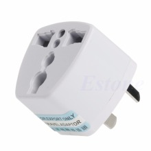 1 PC UK US EU Universal to AU 3 pin AC Power Plug Adapter Travel Converter Australia