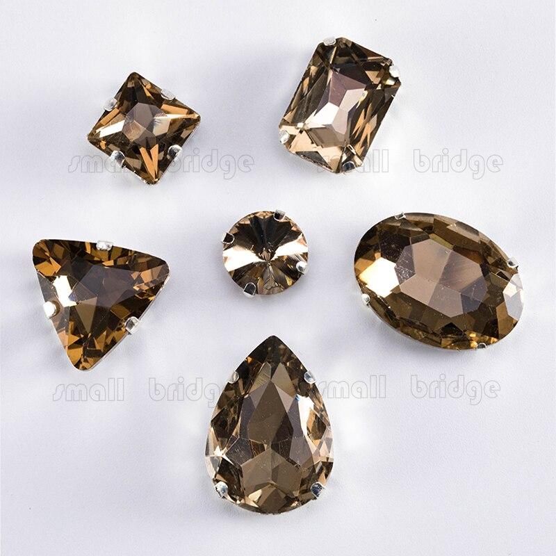 Crystal Sew On Rhinestone (5)