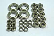 Free Shipping Supply HIGH PRECISION RC CAR & Truck Bearing for TEAM ASSOCIATED(CAR) NITRO TC3 RTR PLUS