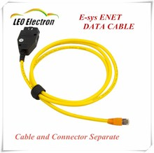 New ESYS Data Cable OBD Ethernet Code for B-MW ICOM a2 Interface OBD2 for B-MW ESI Enet Cable E-SYS ICOM Coding Diagnostic Cable