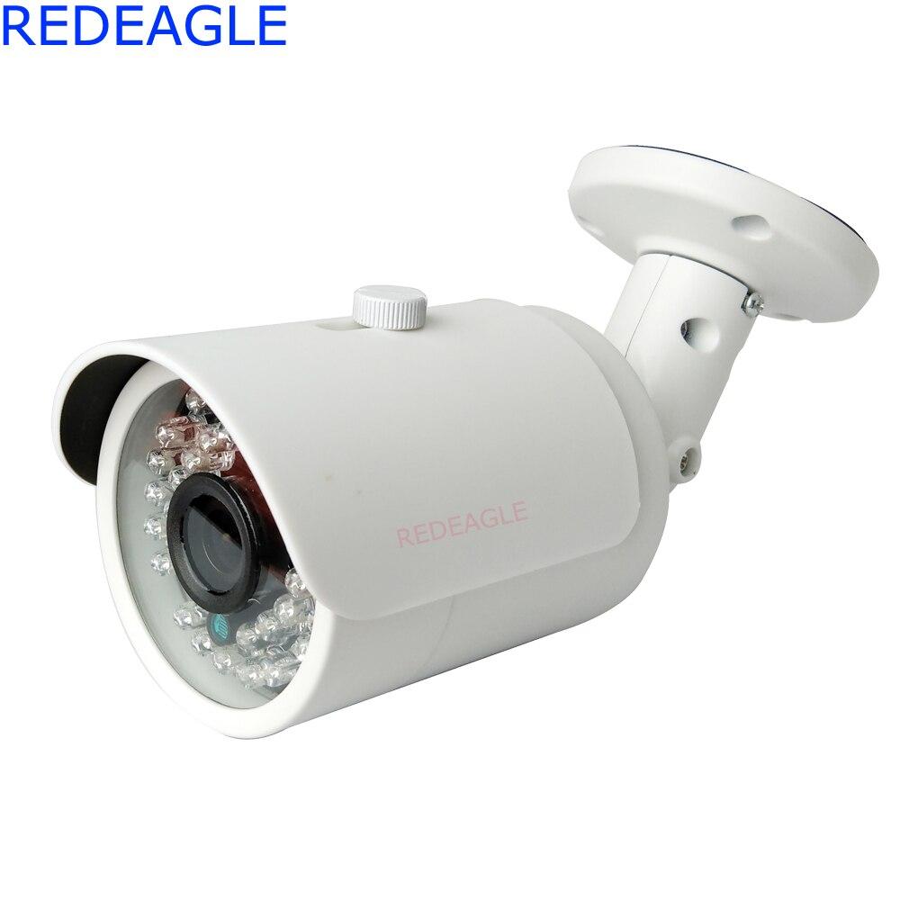 REDEAGLE 2.0 Mega Pixel Sony IMX323 1080P Full HD AHD Security Video Surveillance Camera 25M IR CMOS Bullet CCTV Cameras<br>