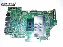 NOKOTION 9GH9H 09GH9H for Inspiron 7359 7568 SERIES w/ Core i5-6200U HD 520 Graphic Motherboard works(China)