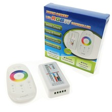 2.4G RGBW LED Controler Touch DC12-24V 24A RGBW Remote Controller for RGBW LED Strip D12