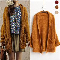 2017-Cardigans-Autumn-Cardigans-Winter-Warm-Women-Long-Sleeve-Casual-Sweater-Knitted-Tops