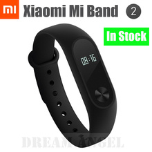 IN STOCK! New 2016 Original Xiaomi Mi Band 2 Smart Heart Rate Fitness Xiaomi Miband Wristband 2 with OLED Display