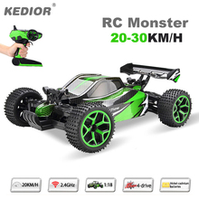 2017 New 1:18 remote controlled models rechargeable rc car toys with remot control for sale(China)
