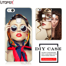 UTOPER Personalized DIY Case For BlackBerry Keyone Mercury DTEK70 Case Soft Plastic Name Case Flower Printed Silicon Phone Cover(China)