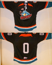 Kelowna Rockets # Custom your name and number Stitched Hockey Jersey