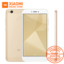 Global Version Original Xiaomi Redmi 4X Smartphone 3GB RAM 32GB Snapdragon 435 Octa Core CPU 13MP Camera MIUI8.2 4100mAh
