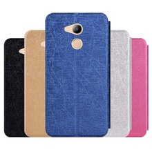 For Huawei Honor 6C Pro Case Cover Super Thin Fashion Leather Flip Cover Phone Case For Huawei Honor 6C Pro (5.2 inch)(China)