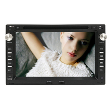 "2DIN 7""INCH Capacitive touch screen Car DVD Video Player For Volkswagen VW Jetta Polo Bora Golf 4 Passat B5 Radio TV 3G SWC MAPS"