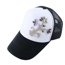 new popular girl boy outdoor casual mesh snapback sports hats children kids brand cool baseball cap promotion summer casquette