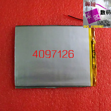 40971265000 Ma polymer battery, MID battery, large flat panel battery, built-in battery, 3.7V Rechargeable Li-ion Cell
