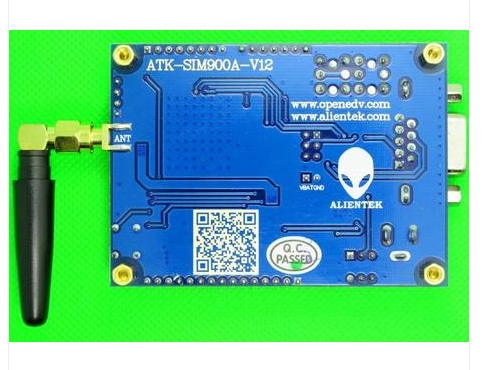 Free Shipping!!! 1pcs new Version SIM900A GSM / GPRS development board<br>