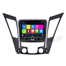 NaviTopia New 8inch Car DVD Multimedia For Hyundai Sonata/I40/I45/I50/YF 2011- high version With GPS Navigation Map
