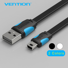 Vention Mini USB Cable Sync Data USB2.0 Charger Cable for cellphone MP3 MP4 GPS Camera Mobile Phone Cable