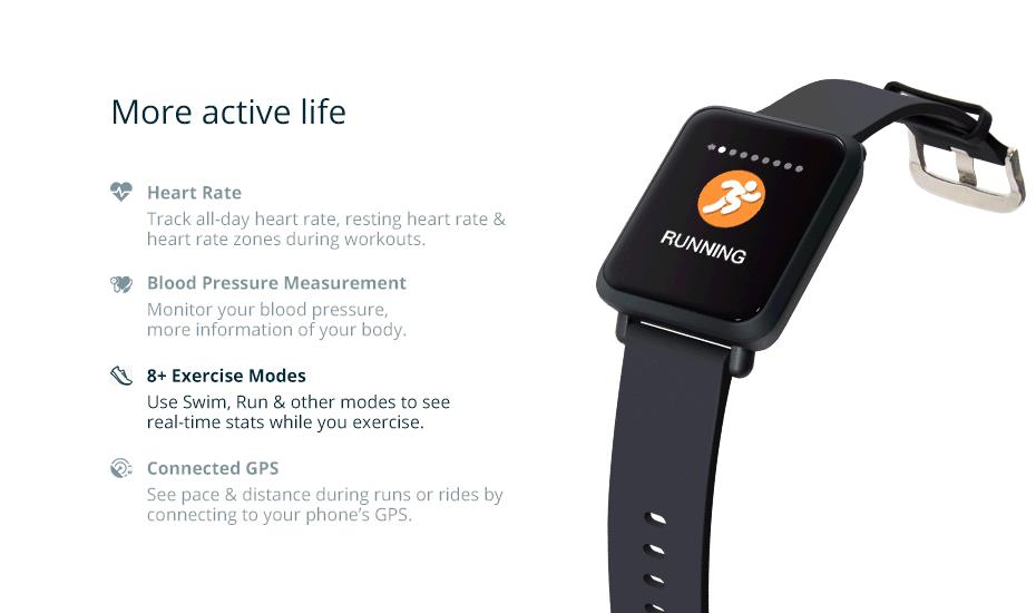 COLMI Smart Watch M28 IP68 Waterproof Bluetooth Heart Rate Blood Pressure Smartwatch for Xiao mi Android IOS Phone 7_21