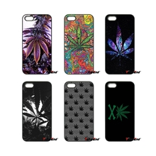 Fashion leaf drugs leaves weeds Cell Phone Case For Xiaomi Redmi Note 2 3 3S 4 Pro Mi3 Mi4i Mi4C Mi5S MAX iPod Touch 4 5 6(China)