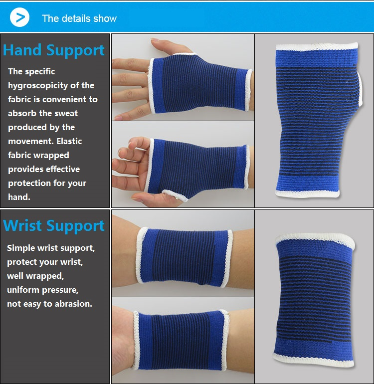 Cycling Equipment Sports Safety Knee Pads Ankle Support Arm Warmers Ankle Brace Support Band Palm Wrist Hand Support Glove2 (40)