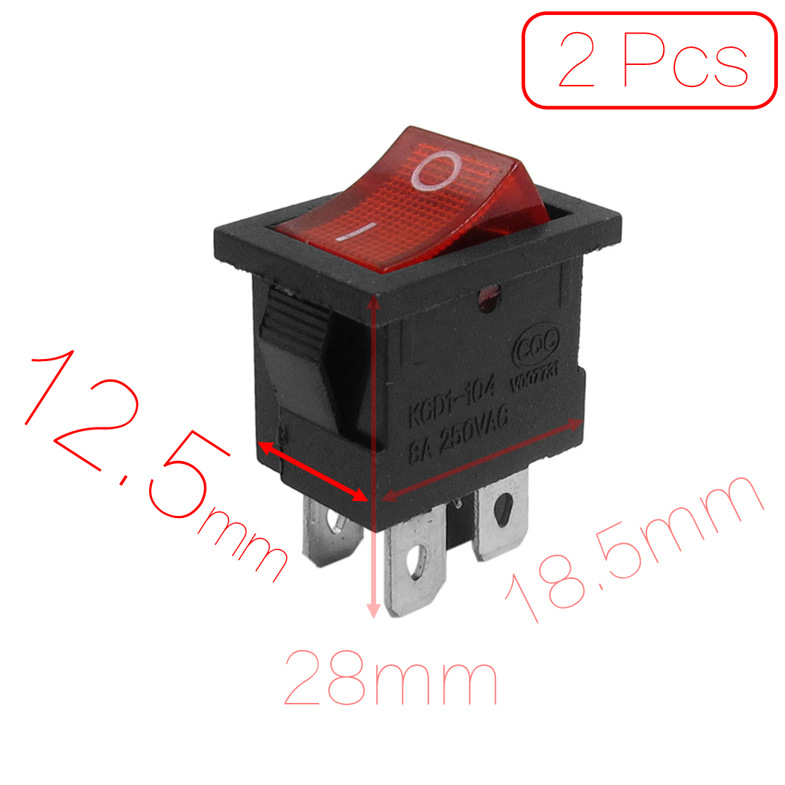 UXCELL 25Mm Thread Dia Momentary Type Push Button Switch Spdt 250Vac 5A<br><br>Aliexpress