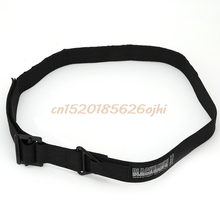 Tactical Belt Leg Rigs Belts Nylon Men Useful Outdoor Sports Waistband Military Equipment #H030#(China)