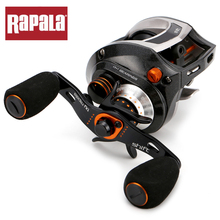 Original Rapala Brand Shift ST150RH ST150LH baitcasting reel 13+1BB 6.5:1 175g aluminum body Carp Fishing Reel(China)